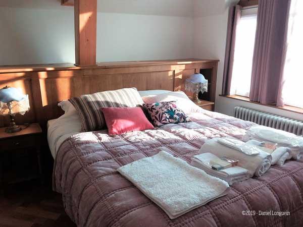 chambre raffinée en Baie de Somme