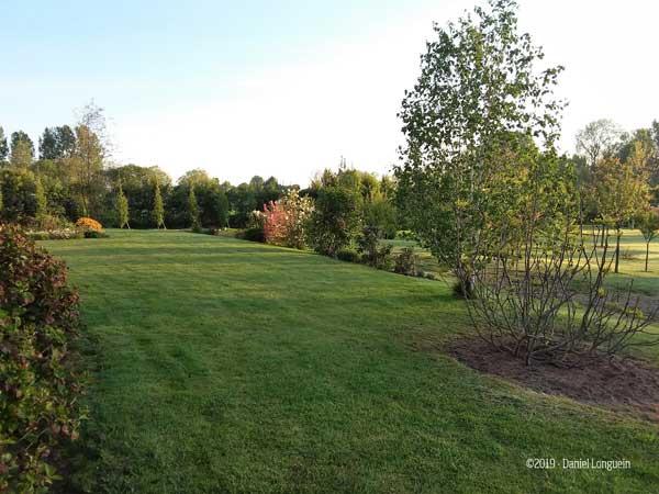 parc et jardin La Charmeraie