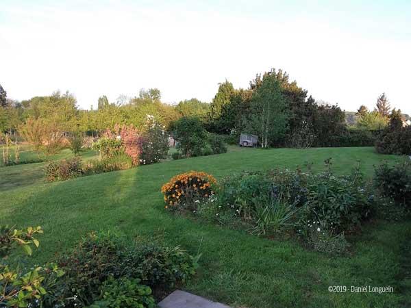 chambres d'hotes avec jardin