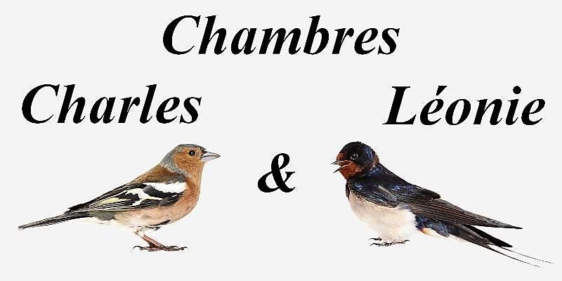 Chambres Charles et Léonie